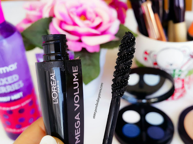 loreal miss baby roll mascara blog