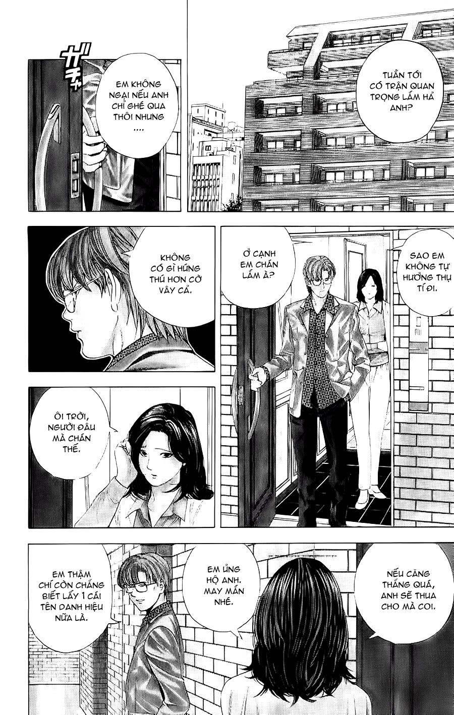 Hikaru No Go hikaru no go chap 114 trang 3