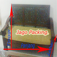 Jasa Packing Sofa di Medan.