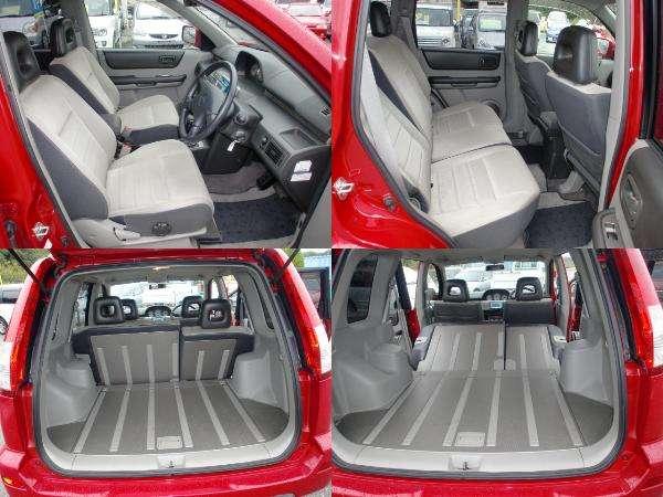 Interior Sporty Nissan X-trail Mobil SUV Paling Tangguh dan Nyaman