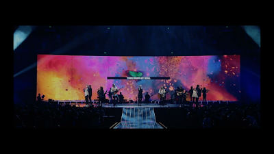 "Hillsong Worship divulga nova faixa do álbum ""Let There Be Light"""