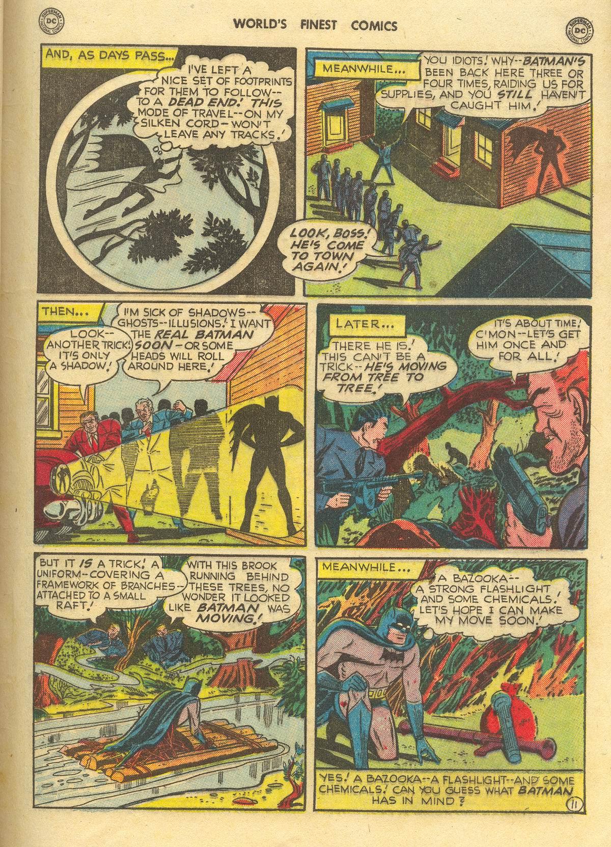 Read online World's Finest Comics comic -  Issue #51 - 73
