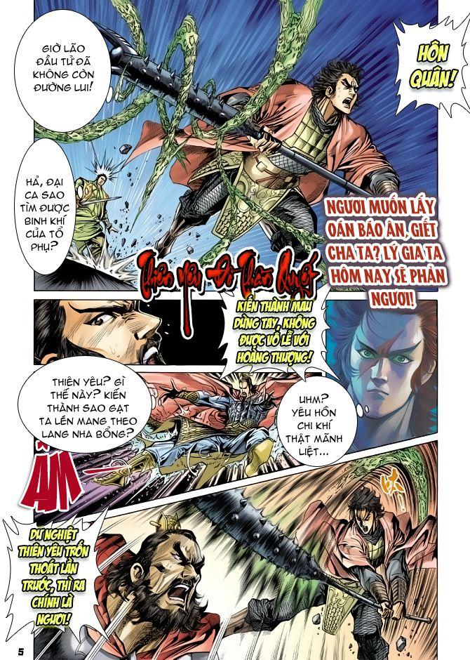 Đại Đường Uy Long chapter 52 trang 5