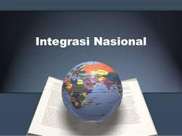Hasil gambar untuk pengertian integrasi nasional