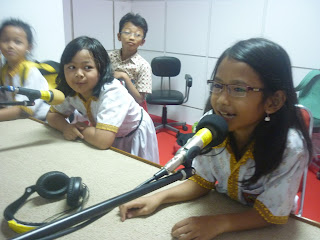 Siswa Labschool Unnes Berkunjung ke BPTIKP Jawa Tengah