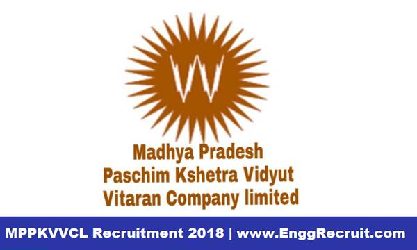 MPPKVVCL Recruitment 2018