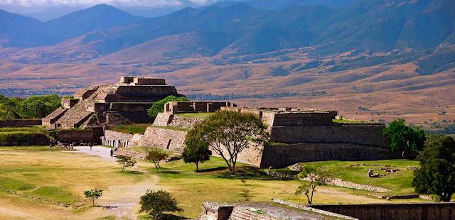 Zona arqueológica Cacaxtla, Tlaxcala