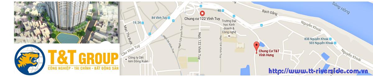Chung cư T&T Riverside