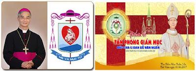 Hai Đức Tân Giám mục đều quê gốc Phát Diệm