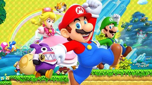 New Super Mario Bros. U Deluxe Launch Trailer