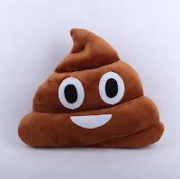 thought of growing gray hair give me diarrhea poop emoji