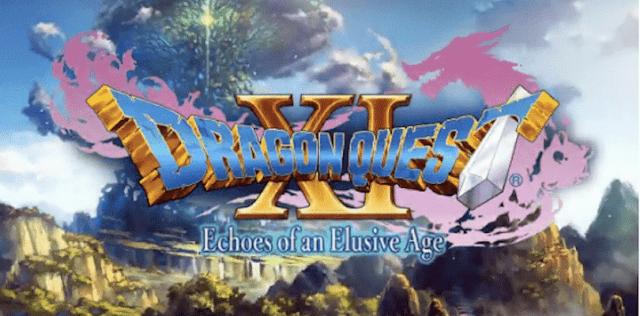 Dragon Quest XI: Ecos de un pasado presenta personajes