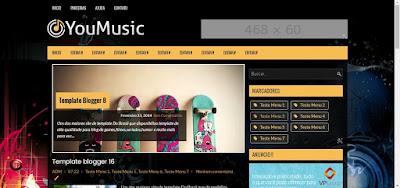 Template Para Blog Musicas Dicas Download