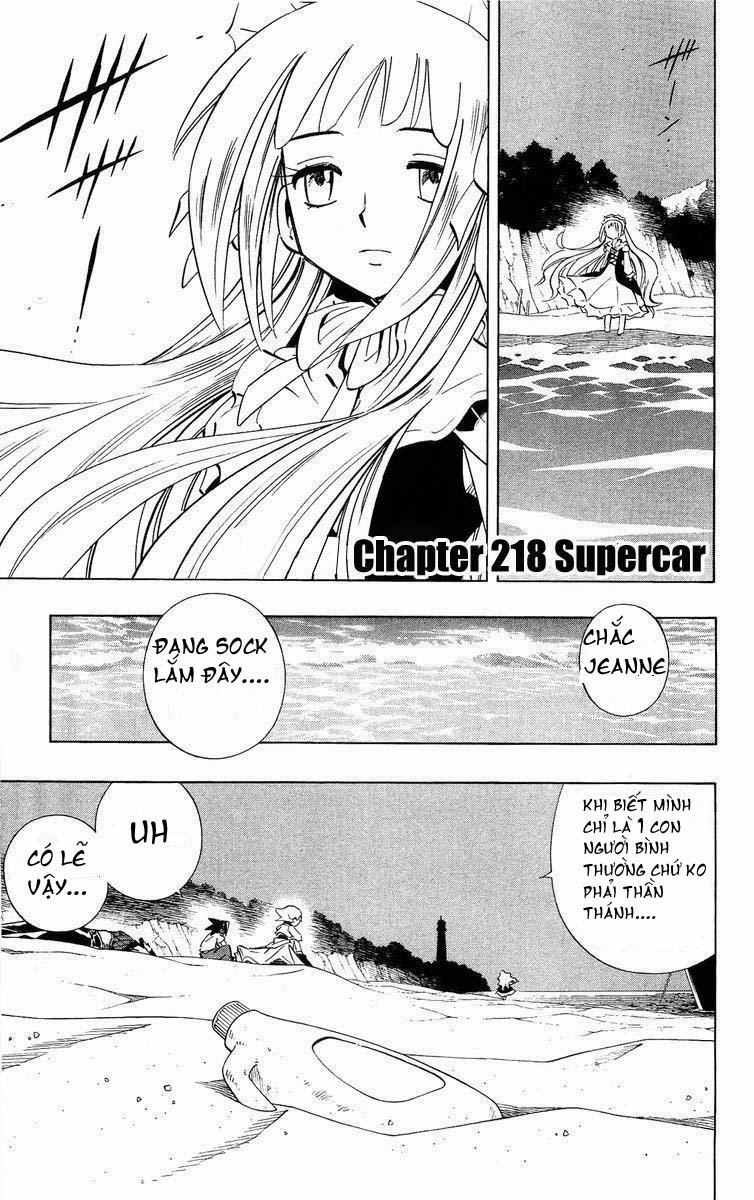 Shaman King [Vua pháp thuật] chap 218 trang 17