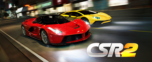 Best Android Racing Games #6 CSR Racing 2
