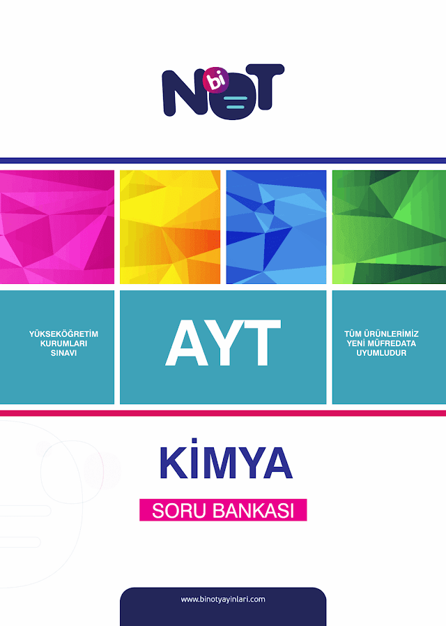 Binot AYT Kimya Soru Bankası PDF