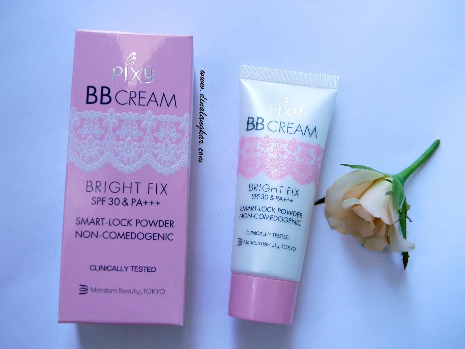 BB Cream Pixy Bright Fix Review