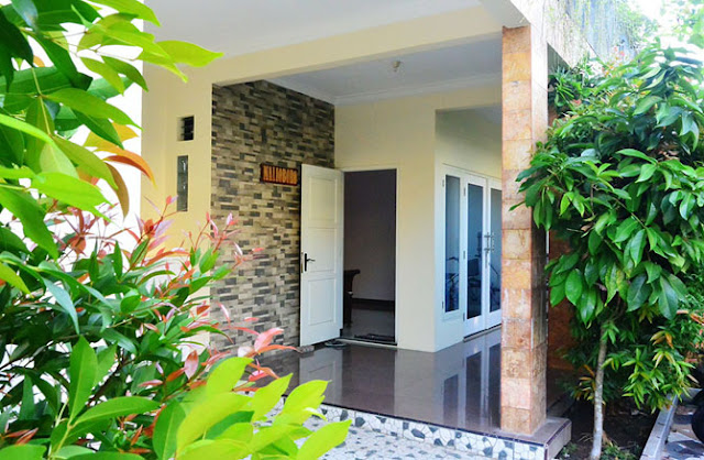 Salah Satu rumah hunian di Pesona Jogja Homestay