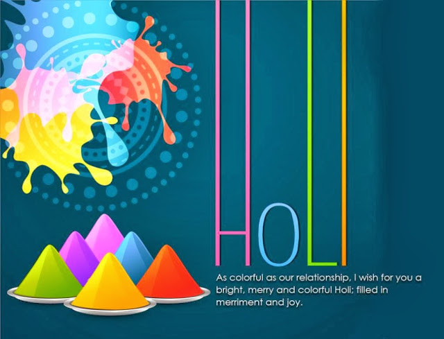 Happy Holi Pictures for Smartphone