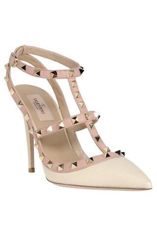 Zapatos Valentino Tachuelas Imitacion