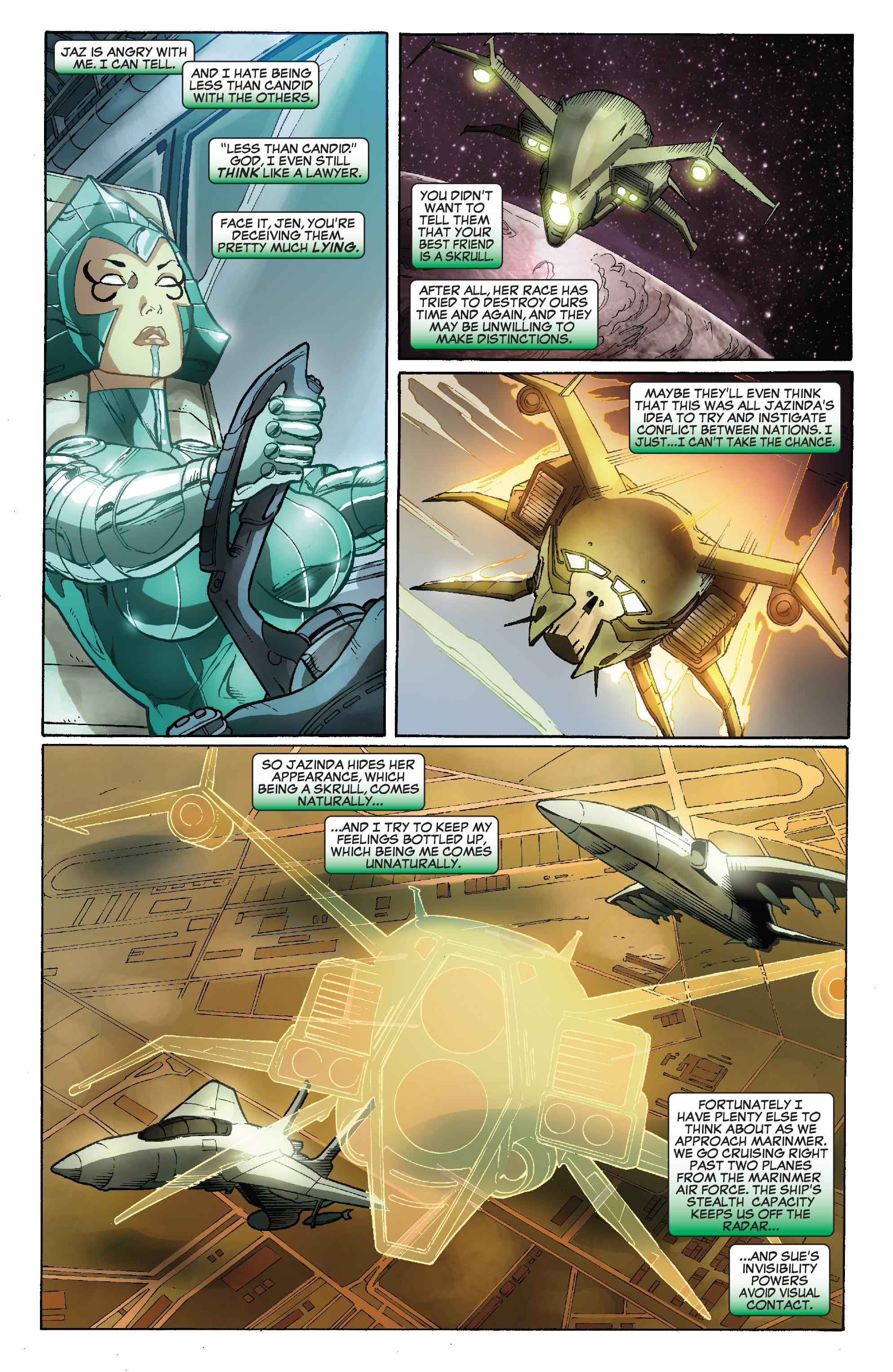 Read online She-Hulk (2005) comic -  Issue #34 - 19