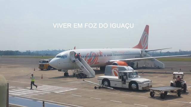 Foz do Iguaçu isolada do Brasil e atiçada pela crise aérea paranaense