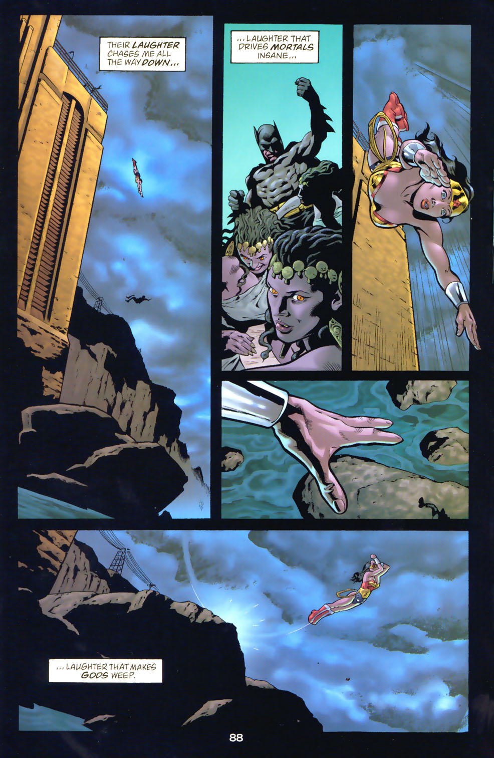 Read online Wonder Woman: The Hiketeia comic -  Issue # Full - 98