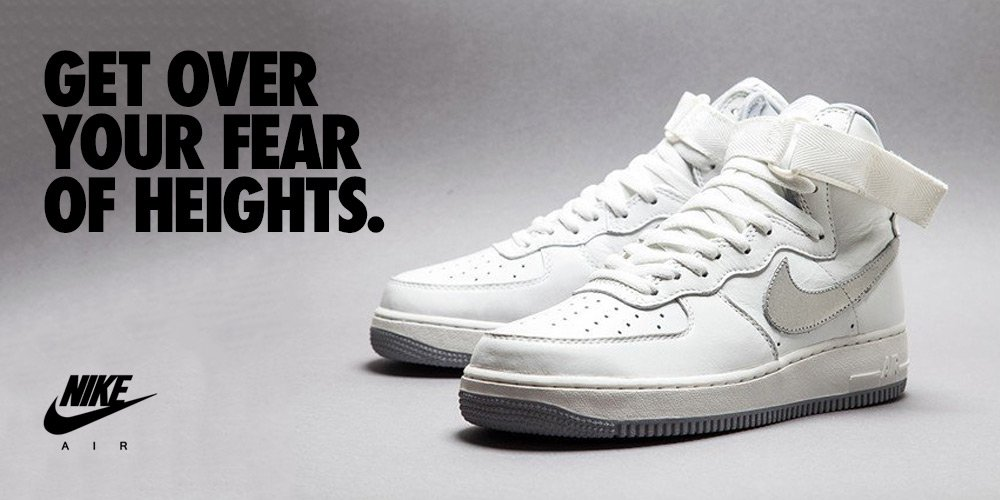 Iconos: Nike Air Force One