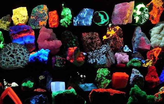 Los Minerales Fluorescentes | Foro de minerales