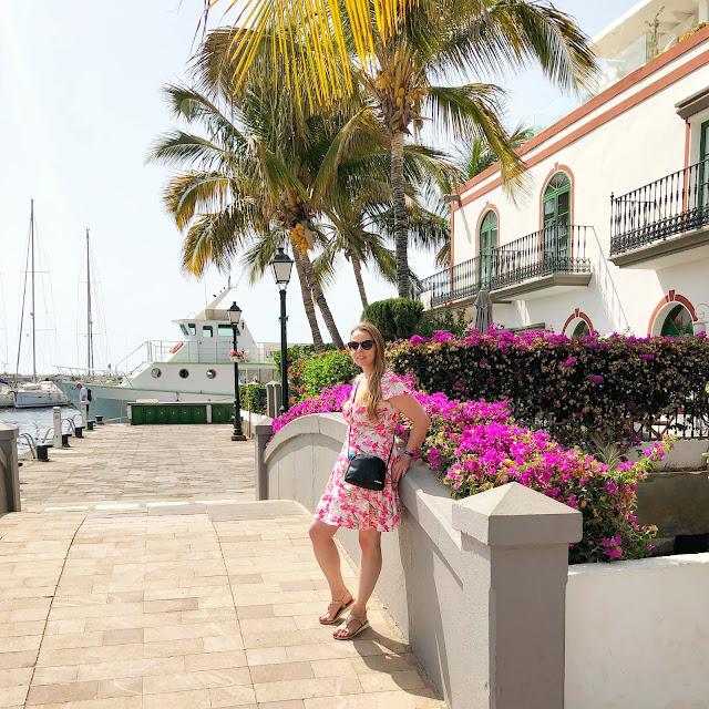 damazprowincji.blogspot.com, miasteczko portowe, gran canaria, wyspy kanaryjskie