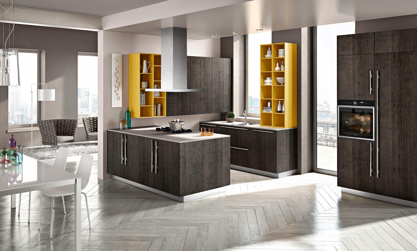 Migliori Cucine Moderne | Gallery Of Cucine Moderne In Muratura Con ...