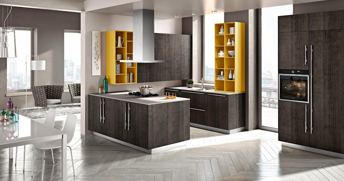 Awesome Colori Di Cucine Moderne Gallery - acrylicgiftware.us ...