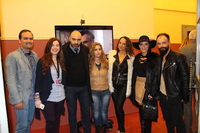 Τελετής Απονομής Βραβείων Χρυσός Πήγασος στο 7ο Διεθνές Φεστιβάλ Κινηματογράφου ΓΕΦΥΡΕΣ στο Ναύπλιο