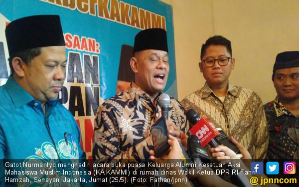 Sinyal Ustaz Mahfuz Dorong PKS Tinggalkan Prabowo demi Gatot