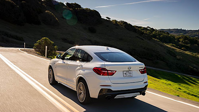 2016 BMW X4 M40i Price
