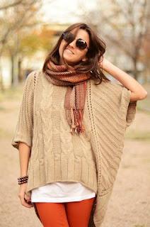 вязание спицами, мои работы, пуловер, туника,
