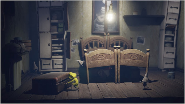 Little Nightmares offer unique story and setting