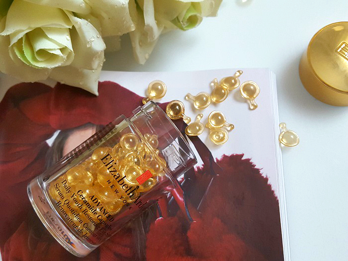 Review: Elizabeth Arden - Advanced Ceramide Capsules Eyes 4