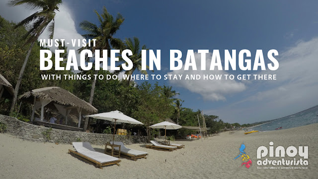 Must Visit Beaches in Batangas