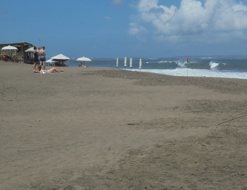Perancak Beach Canggu Bali, Pantai Perancak Canggu Bali, Berawa Beach Art Festival