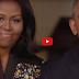 Video: 'We'll finally get some sleep' - Barack and Michelle Obama speak on next step