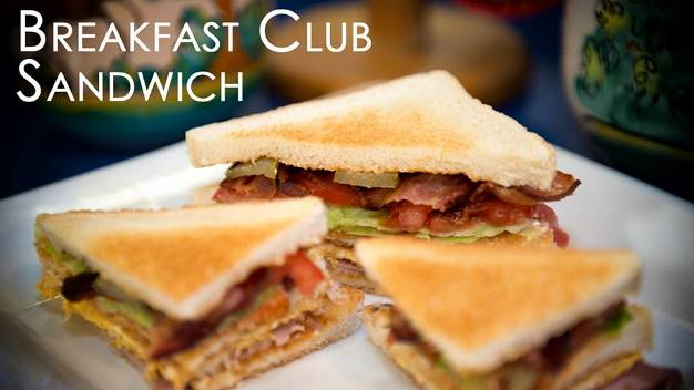 Sándwich Breakfast Club