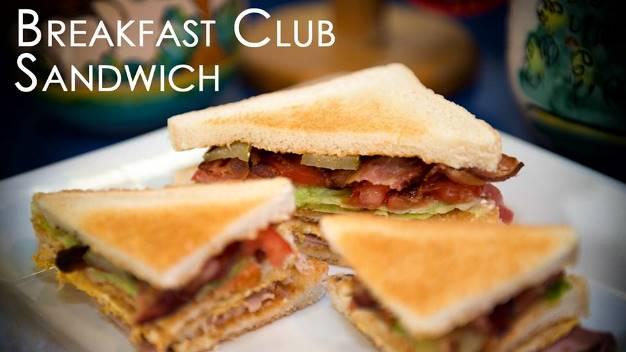 Sándwich Breakfast Club