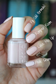 Essie Envy Essie Spring 2014 Hide Amp Go Chic Collection Swatches Amp Comparisons
