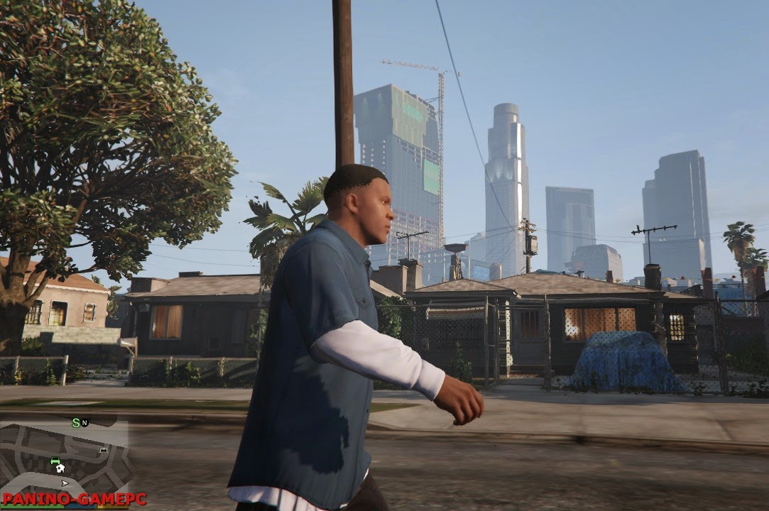 Test GTA 5 Grand Theft Auto 5 With Minimum Spesification
