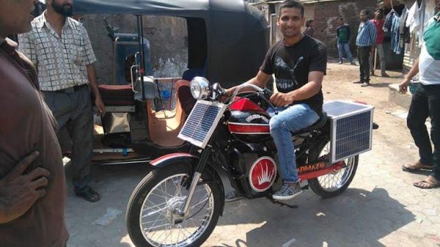 पेट्रोल डीज़ल से राहत देगी आनंद महिंद्रा की ये बाइक