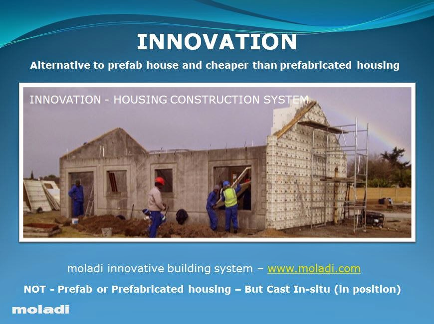 prefabricated or prefab housing