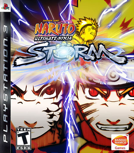 Metal Borgs: Naruto: Ultimate Ninja Storm  REVIEW