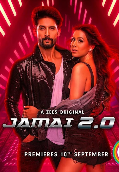 Poster of Jamai 2.0 Season 1 Complete Hindi 720p HDRip ESubs Download