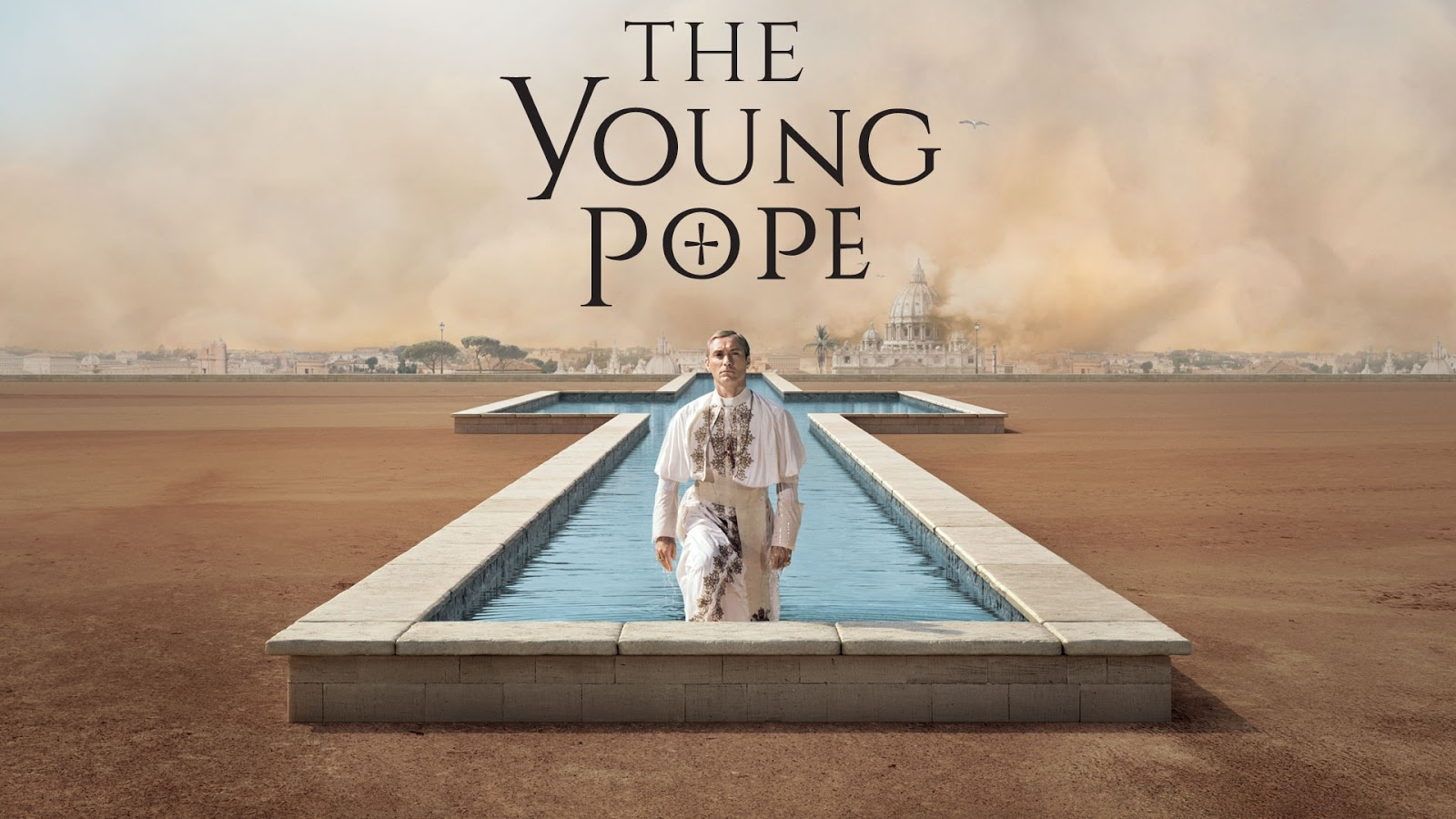 The Young Pope - Paolo Sorrentino - poster